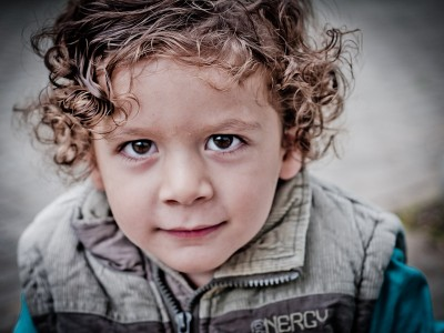 Kinder Portrait